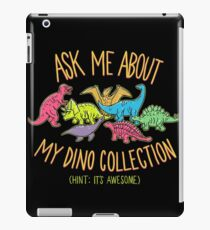 Dino Collection iPad Case/Skin