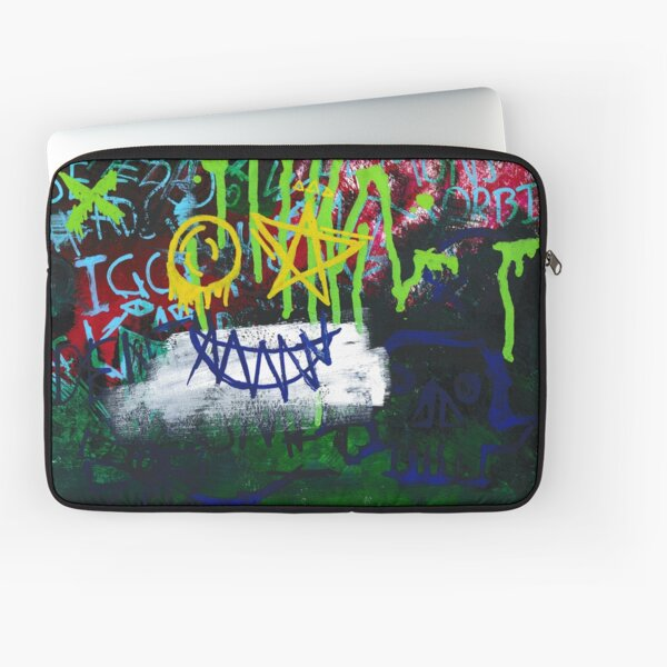 Hysteria and Delusion Laptop Sleeve