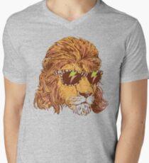 King Of The '80s Men's V-Neck T-Shirt