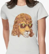 King Of The '80s Womens Fitted T-Shirt