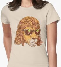King Of The '80s Women's Fitted T-Shirt