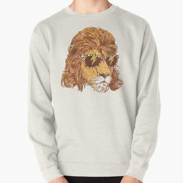 King Of The '80s Pullover Sweatshirt