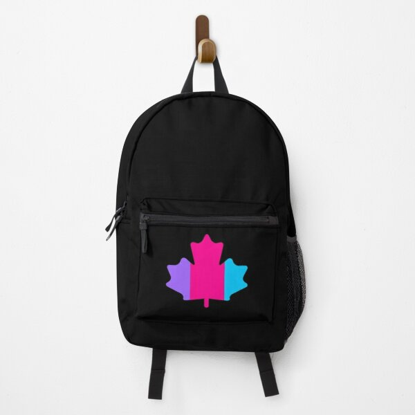 Canada Lady Owned  Backpack