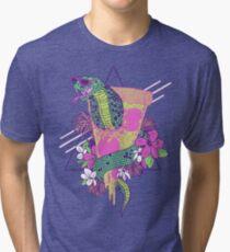 Snake Pizza Tri-blend T-Shirt
