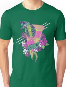 Snake Pizza Unisex T-Shirt