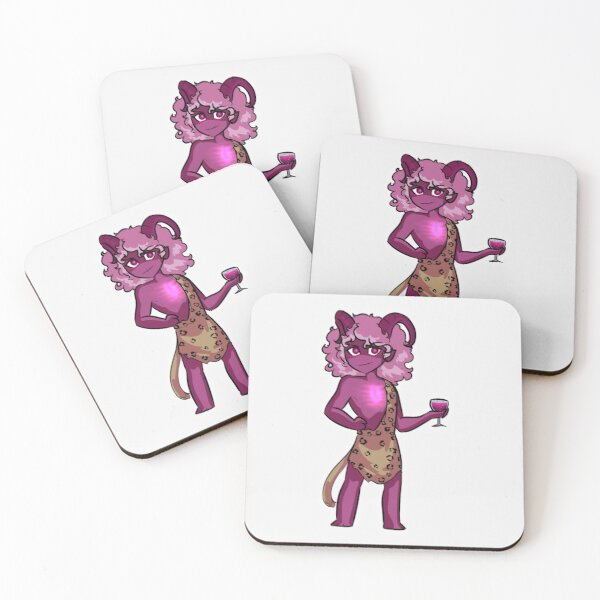 Orphic Dionysus| Perfect Gift Coasters (Set of 4)