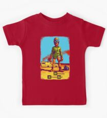 BREAKING STRONG BAD Kids Tee