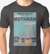 Protect Your Local Mothman Unisex T-Shirt