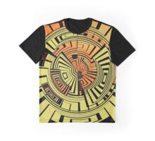 Futuristic technology abstract Graphic T-Shirt