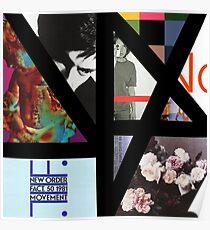 Complete Music (New Order) Poster