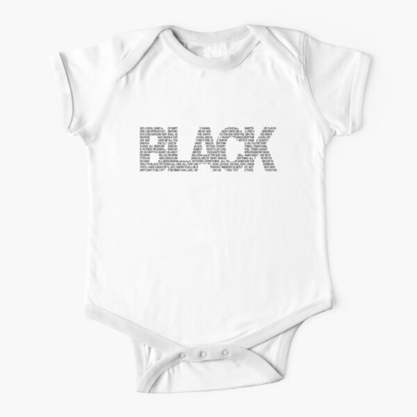Small Rivers Korn Rock Band Rock Music Rock and Roll Baby Onesie Newborn Clothes