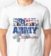Proud Army StepMom T-Shirt
