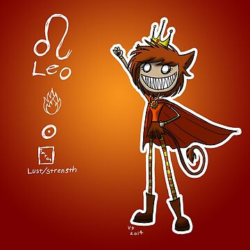 Astrology - Leo by OddworldArt