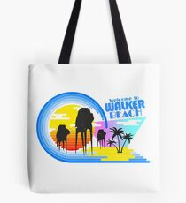 Welcome to Walker Beach Tote Bag