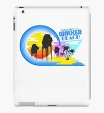 Welcome to Walker Beach iPad Case/Skin