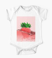 Strawberry (VEGAN) One Piece - Short Sleeve