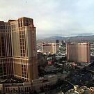 Palazzo & Treasure Island Las Vegas by urbanphotos