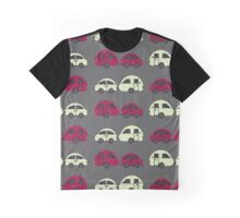 Car and Caravan Graphic T-Shirt