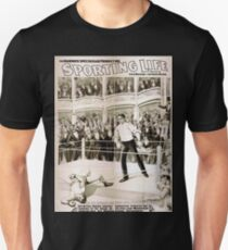 Performing Arts Posters The mammoth spectacular production Sporting life written by Cecil Raleigh Seymour Hicks 1706 T-Shirt