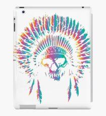 Skull Chief iPad Case/Skin