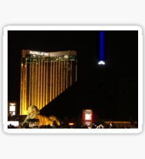 Mandalay Bay & Luxor Las Vegas - December 2003 Sticker