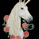 «Unicornios y Rosas» de Bombonconcafe