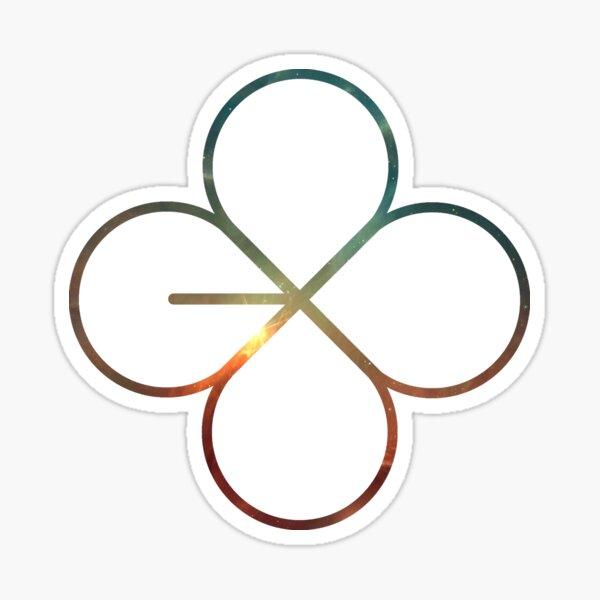 Pegatinas: Exo Lotto Logo | Redbubble