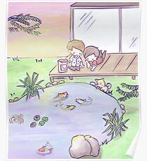 DnP - Koi Pond Dream House Poster