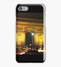 L'arc de triomphe iPhone Case/Skin