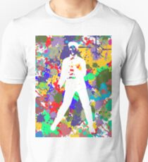 Colours to the King (Elvis Presley) 4 Unisex T-Shirt