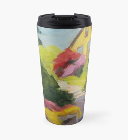 Garden Path - Daily Painting Travel Mug