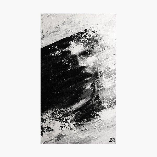 PTSD Photographic Print