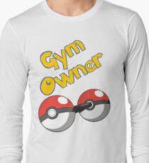Pokemon Gym Owner Long Sleeve T-Shirt