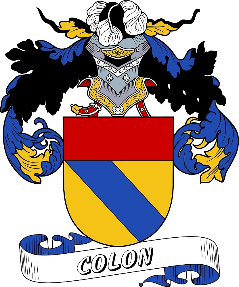 Colon by HaroldHeraldry