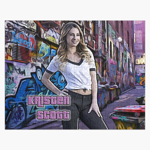 Kristen Scott Jigsaw Puzzle