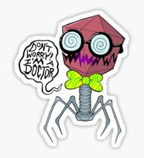 Dr. Phage Sticker
