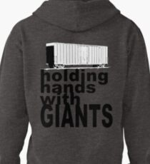 """""""holding hands with GIANTS"""" T-Shirt"""