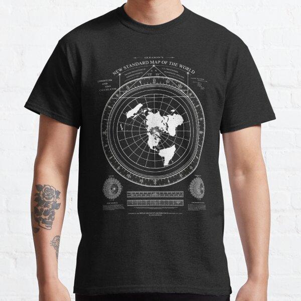 Gleason Map Classic T-Shirt