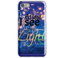 Tangled - I See The Light iPhone Case/Skin