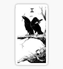 I - The Magician Sticker