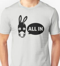 Poker - all in T-Shirt