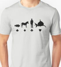 Evolution Poker T-Shirt