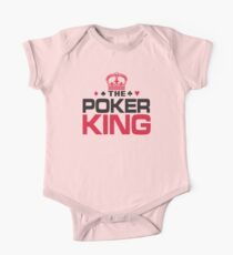 Poker King One Piece - Short Sleeve