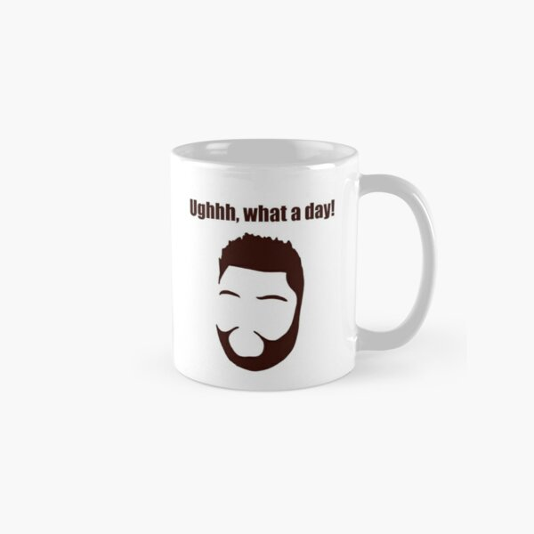 Harvey Price Ughhh, What a day! quote Classic Mug