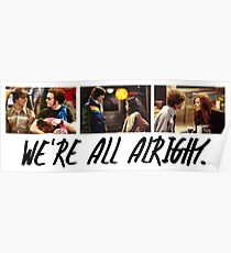 That 70's Show: We're All Alright Poster