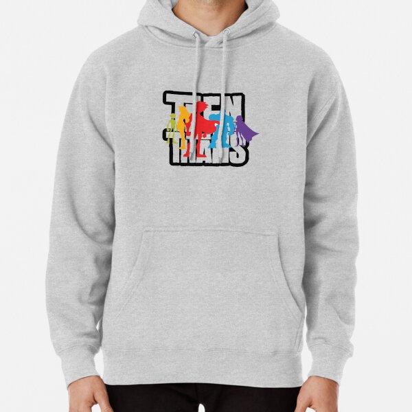 Titanes adolescentes Sudadera con capucha