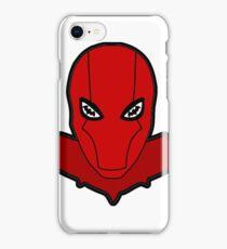 Jason Todd Red Hood iPhone Case/Skin