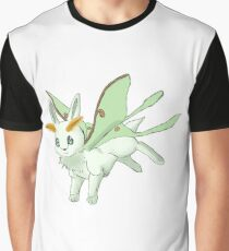 Bug Type Eevee - Saturniideon  Graphic T-Shirt