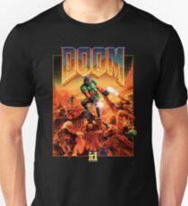 Doom Poster Art 1993 PC T-Shirt