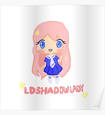 LDShadowlady~ Poster